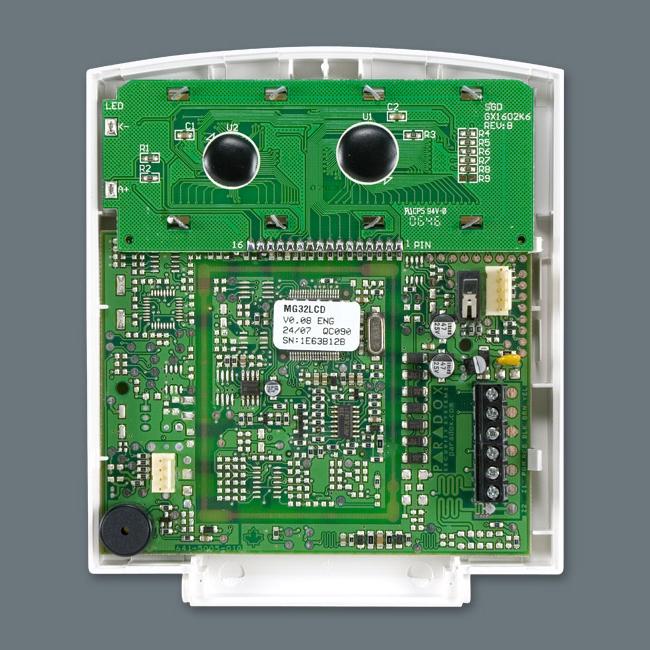 paradox lcd keypad k32lcd didarc geovision cp plus exclusive rh old didarc com Paradox Alarm Panel Manual Paradox Security Products